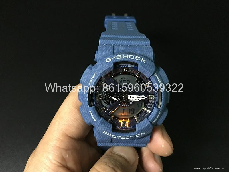Wholesale casio G-shock GA-110 100 400 electronic watch good quality 14