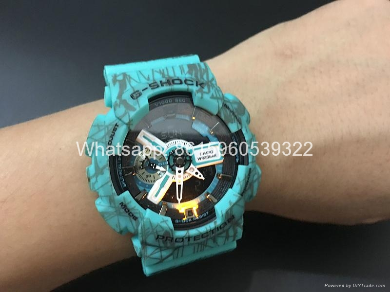 Wholesale casio G-shock GA-110 100 400 electronic watch good quality 16