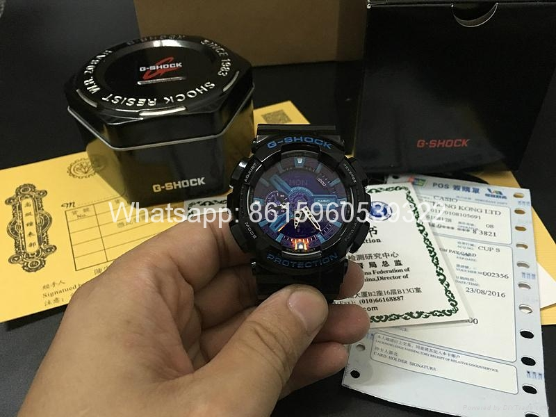 Wholesale casio G-shock GA-110 100 400 electronic watch good quality 2