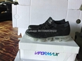 Wholesale Newest  Nike air vapormax flyknit air max 2018 nike shoes 1:1 quality