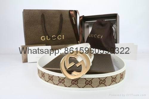 Wholesale belts Gucci belts leather make men belts top quality  2