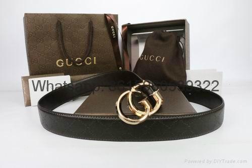 Wholesale belts Gucci belts leather make men belts top quality  3