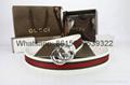 Wholesale belts Gucci belts leather make men belts top quality  5