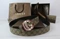 Wholesale belts Gucci belts leather make men belts top quality  6