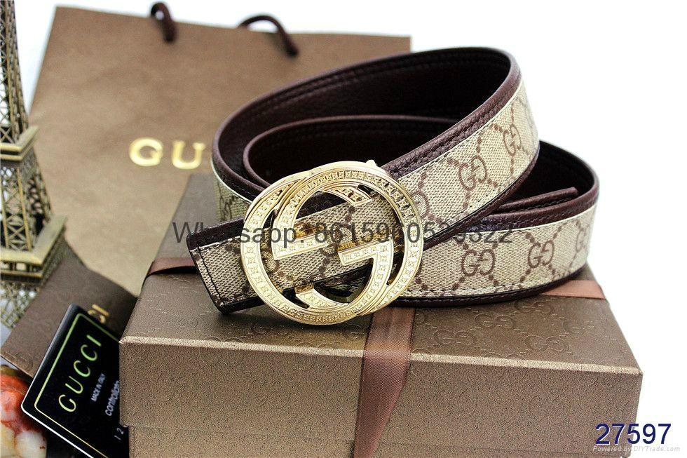 Wholesale belts Gucci belts leather make men belts top quality  11