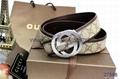 Wholesale belts Gucci belts leather make men belts top quality  12