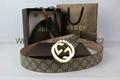 Wholesale belts Gucci belts leather make men belts top quality  13