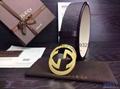 Wholesale belts Gucci belts leather make men belts top quality  15