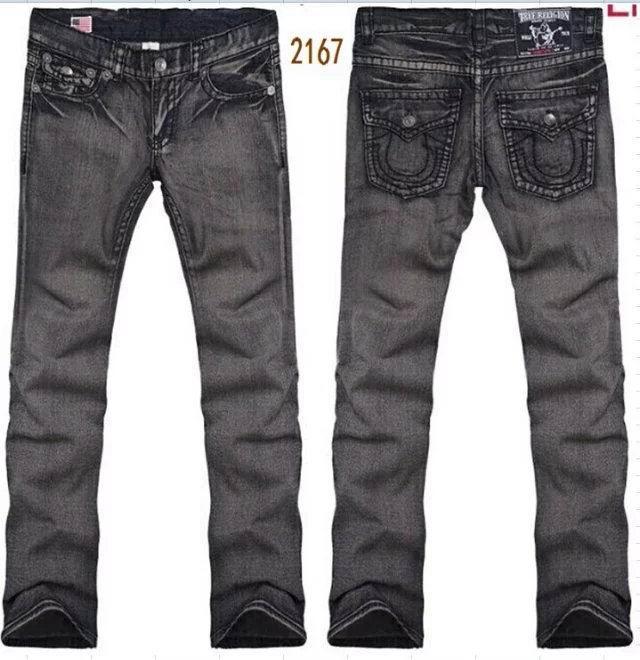 Wholesale True Religion jeans men jeans fashion pants TR trousers women jeans 8