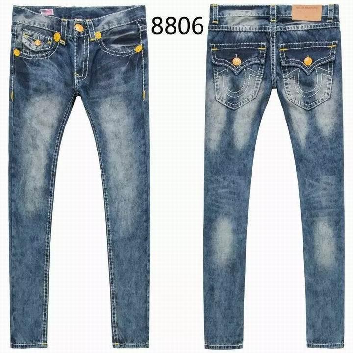 Wholesale True Religion jeans men jeans fashion pants TR trousers women jeans 10