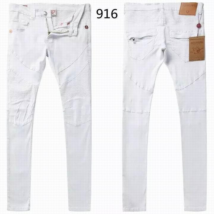 Wholesale True Religion jeans men jeans fashion pants TR trousers women jeans 11