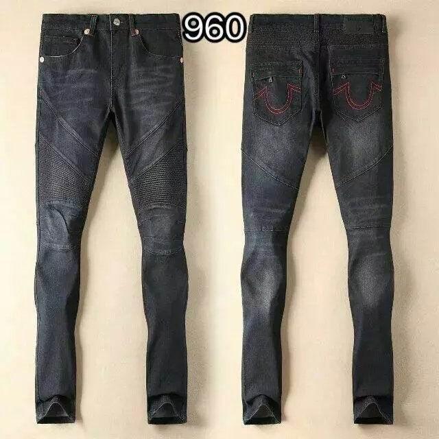 Wholesale True Religion jeans men jeans fashion pants TR trousers women jeans 15