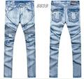 Wholesale True Religion jeans men jeans fashion pants TR trousers women jeans 16