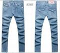 Wholesale True Religion jeans men jeans fashion pants TR trousers women jeans 17