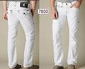 Wholesale True Religion jeans men jeans fashion pants TR trousers women jeans 20