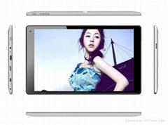 windows 8.1 Quad Core Tablet pc 8 inch intel baytrail-T Z3735D 1280*800