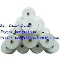 Polyester Viscose Yarn 32s T/R Blended Yarn 35/65