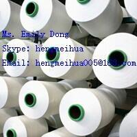 Polyester Viscose Yarn 60s T/R 45/55 Blended Yarn