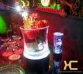 酒吧LED充电发光手提香槟冰桶 1