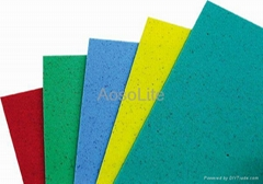 Pu Foam for breathable and anti odor insole Aosolite