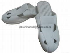 Unisex Wear ESD Use Cleanroom Antistatic shoes