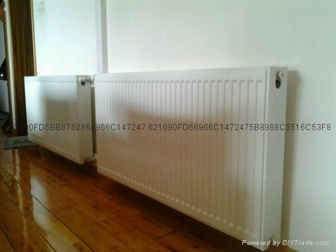 成都壁挂式暖氣片 1