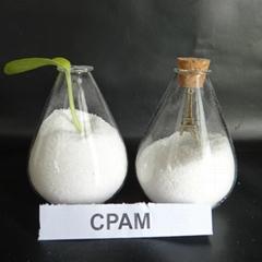 super cationic polyacrylamide for municipal sewage