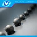 high impact toughness hot-rolling ball