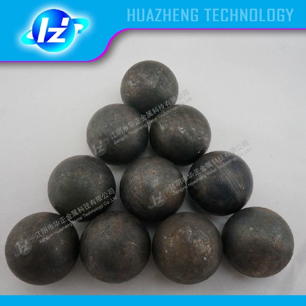 hot-rolled grinding steel ball 1
