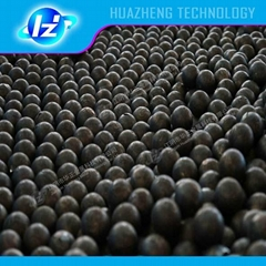 high hardness grinding ball with QA Test