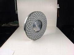 陶瓷结合剂超硬磨具