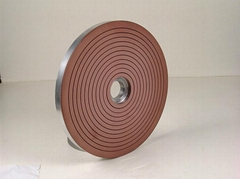 Resin bond superhard abrasive