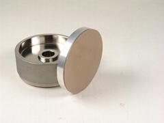 青铜结合剂超硬磨具