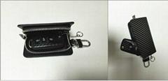 Carbon fiber car key sets
