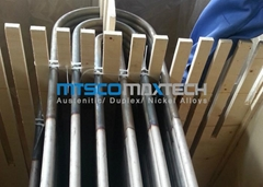 ASTM A213 Heat Exchanger Tube Pickling And Annealing Surface 300 Series 12192mm