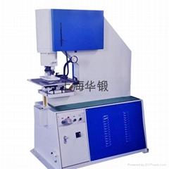 Hydraulic Q46Y Series Punch Machine 120 ton