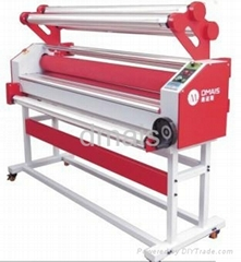 Cold Roll Laminator with 3 Roll Films 1.6 meter width
