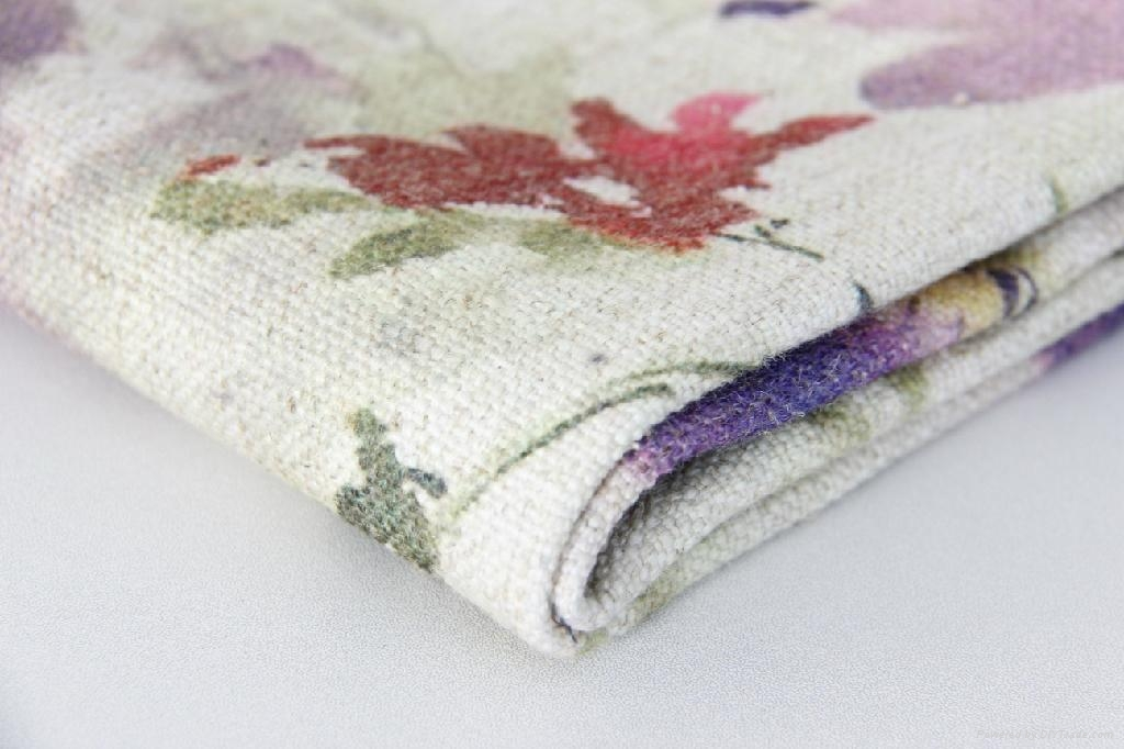 printed fabric with beautiful design 1