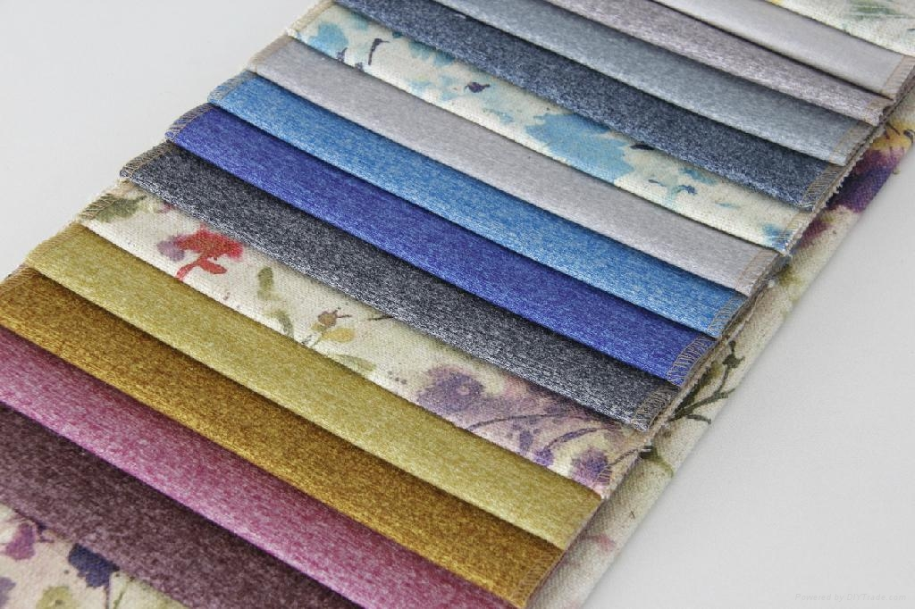 printed fabric with beautiful design 2