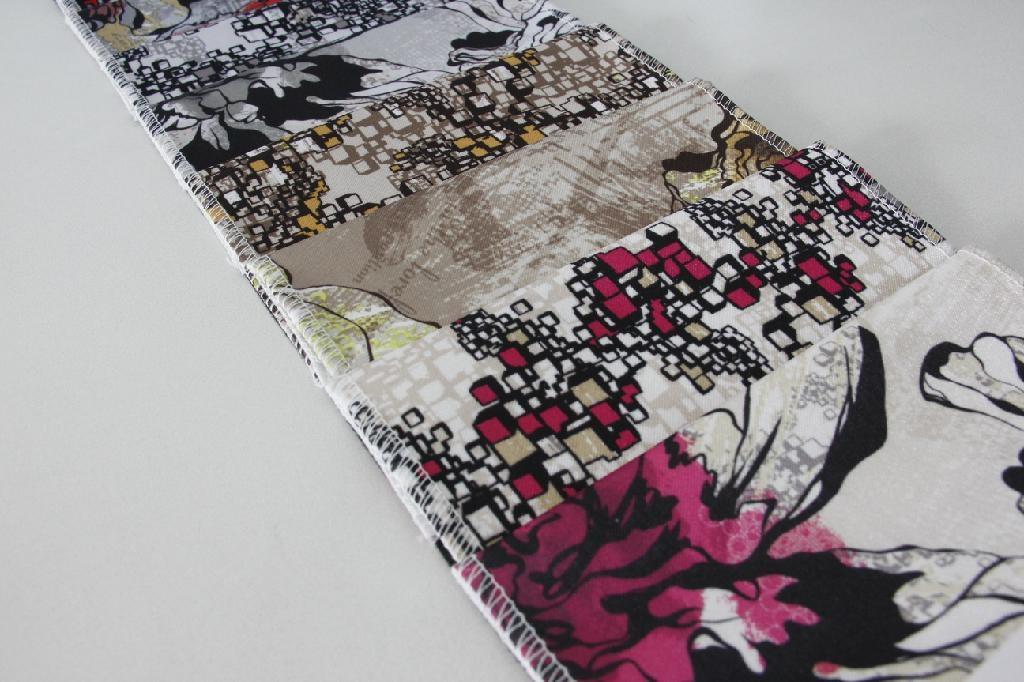 Bright Ve  et Printing Fabric 3