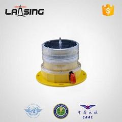 LED Solar Powered Obstruction Light