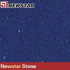 Newstar 60x60cm artificial stone quartz tile