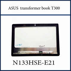 Lcd touch screen digitizer Assembly For ASUS transformer book T300 laptop