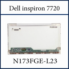 "DELL INSPIRON 7720 SPECIAL EDITION LAPTOP 17.3"" LCD LED Display N173FGE-L23"