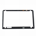 HP PAVILION X360 15-BK153NR Lcd Touch Screen Assembly +Bezel 862643-001
