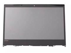 Lenovo Flex 5 1470 80XA000AUS 14.0 FHD Lcd Touch Screen +Bezel Assembly