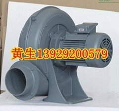 隔热式风机/耐高温200度中压鼓风机