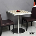 dining table designs new model solid surface dining tables 1