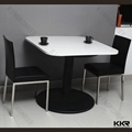 dining table designs new model solid surface dining tables 4