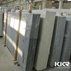 Engineered artificial polishing quartz stone